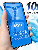 Недорогие -10d защитное стекло для iphone 8 7 6 6s плюс x xs max стекло полная крышка на iphone xr защитная пленка для экрана закаленное стекло