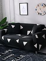 Недорогие -Чехол на диван черный треугольник с принтом полиэстер чехлы