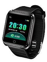 Недорогие -Indear A7 Мужчина женщина Умный браслет Android iOS Bluetooth Водонепроницаемый Сенсорный экран Пульсомер Измерение кровяного давления Спорт