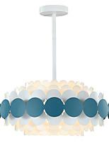 Недорогие -HEDUO 7-Light Люстры и лампы Рассеянное освещение Творчество 110-120Вольт / 220-240Вольт