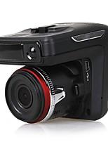 Недорогие -HD Автомобильный видеорегистратор 140° Широкий угол КМОП-структура 2.4 дюймовый Капюшон с Циклическая запись / Встроенный микрофон / Встроенный динамик Автомобильный рекордер