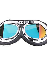 Недорогие -ретро очки мотоцикл крейсер скутер mtb сноуборд ветрозащитные очки рама