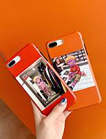 Недорогие -Кейс для Назначение Apple iPhone XS / iPhone XR / iPhone XS Max IMD / Ультратонкий / Матовое Кейс на заднюю панель Однотонный ТПУ