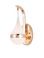 Недорогие -LED / Современный современный Настенные светильники Спальня / В помещении Металл настенный светильник IP20 110-120Вольт / 220-240Вольт 6 W