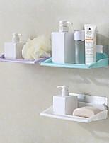 Недорогие -Высокое качество с Пластик Полки и держатели Для дома / Повседневное использование / Для приготовления пищи Посуда Кухня Место хранения 1 pcs