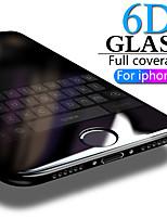Недорогие -6d закаленное стекло с полной крышкой для iphone 8 7 6 6s плюс x xs max glass iphone 7 8 x защитная пленка для экрана защитное стекло на iphone 7