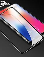 Недорогие -полная крышка стекла на iphone xs max защитная пленка для экрана закаленное стекло для iphone xr x 3d изогнутый край защитная стеклянная пленка экрана
