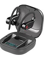 Недорогие -Z-YeuY Q62 TWS True Беспроводные наушники Беспроводное Спорт и фитнес Bluetooth 5.0 С подавлением шума