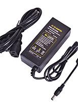 Недорогие -1шт 12 V Устройства защиты от перенапряжений / Своими руками / Газонокосилка ABS + PC Адаптер питания для RGB LED Strip Light / для светодиодной полосы света