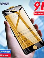 Недорогие -9d закаленное стекло для iphone 7 6s 6 8 плюс 6 x защитное стекло на iphone x xs max xr 7 Защитная пленка для экрана изогнутый край