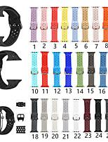 Недорогие -спортивный силиконовый ремешок для часов замена браслет ремешок для apple watch 4 44/40 мм совместимый для серии iwatch 3/2/1 42/38 мм группа