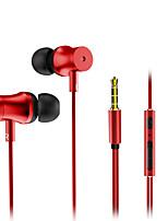 Недорогие -LITBest Ear03 Наушники-вкладыши Проводное EARBUD С подавлением шума