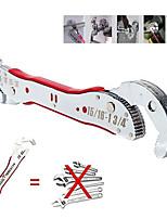 Недорогие -9-45 мм регулируемый волшебный ключ многофункциональный универсальный гаечный ключ инструмент ленты цвет 29,5 * 4,3 * 4,8 см
