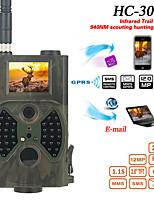Недорогие -hc300m охотничий след камеры HD 1080 P 12mp ик дикой природы разведки камеры ночного видения