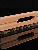 Недорогие -11inches длинная кисть для разглаживания обоев с плоской ручкой и деревянной ручкой (коричневая)