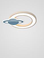Недорогие -Линейные Потолочные светильники Рассеянное освещение Окрашенные отделки Металл Акрил LED 110-120Вольт / 220-240Вольт Теплый белый / Холодный белый