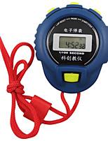 Недорогие -Муж. Спортивные часы Цифровой Черный / Красный Нет Секундомер Светящийся Новый дизайн Цифровой На открытом воздухе Новое поступление - Светло-синий Белый Синий Один год Срок службы батареи