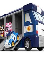 Недорогие -Игрушечные машинки Автобус Транспортер грузовик ПВХ / винил Дети Детские Все Игрушки Подарок