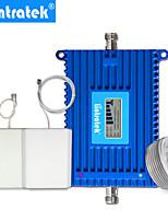 Недорогие -Усилитель ретранслятора сигнала Lintratek 4G 800 МГц, полоса 20 Усиление 70 дБ, 4 г Комплект сотовых усилителей LTE