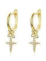 Недорогие -серьги золотого цвета с подвеской с подвесками женские модные ювелирные изделия стерлинговое серебро 925 пробы brincos подарки аксессуары