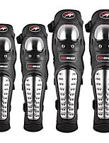 Недорогие -4 шт. / Компл. Мотоцикл протектор наколенники налокотник из нержавеющей стали кросс-кантри