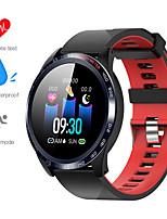 Недорогие -W4 Smart Watch BT Поддержка фитнес-трекер уведомить / монитор сердечного ритма Спорт SmartWatch совместимые телефоны Iphone / Samsung / Android