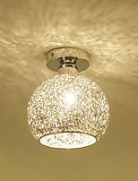 Недорогие -алюминиевый потолочный светильник глобус скрытого монтажа потолочные светильники окружающего освещения металлический потолок металлический светильник для крыльца коридора