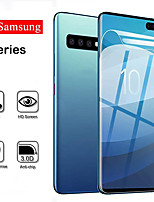 cheap -hydrogel film screenprotector for samsung galaxy a50 a70 30 s10 s9 s8 plus note 9 8 screen protector protection schermbeschermer