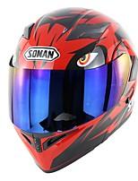 Недорогие -зоман двойные линзы мотоцикл уличный шлем мотоцикл флип-шлем шлем двойного назначения каско мото анфас шлем точка одобрения sm955