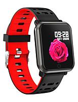 Недорогие -Смарт-часы P11 Bt Фитнес-трекер Поддержка уведомлений / пульсометр Спорт Bluetooth SmartWatch совместимые телефоны IOS / Android