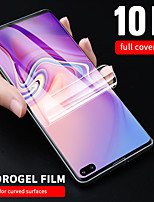 cheap -soft hydrogel film for samsung s6 s6 edge s7 s7 edge s8 s9 s10 s10e screen protector film for samsung note 8 9 10 m20 not glass