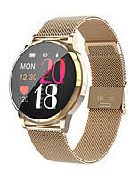 Недорогие -mk07 умные часы bt фитнес-трекер поддержка уведомлений / монитор сердечного ритма спорт SmartWatch совместимые телефоны iphone / samsung / android