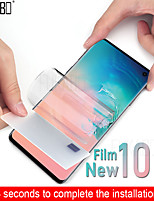 cheap -10d full cover soft hydrogel film for samsung galaxy s10 s9 s8 plus s7 edge screen protective film for samsung note 9 8 film