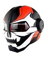 Недорогие -уникальный стиль мотоциклетный шлем винтаж ретро гонщик защитник головы мото анфас шлем матовый