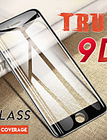 Недорогие -Защитное стекло 9d с загнутыми краями для iphone 7 8 6 6s плюс защитная пленка x xs для полного экрана для iphone 5 5s пленка из закаленного стекла