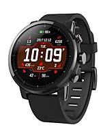 Недорогие -HUIMI Amazfit Мужчина женщина Смарт Часы Android iOS WIFI Bluetooth Водонепроницаемый Сенсорный экран GPS Пульсомер Измерение кровяного давления ЭКГ + PPG