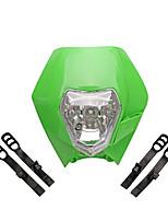 Недорогие -12v высокая яркость универсальный мотоцикл фара лампа