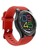 Недорогие -KKTICK G8 Smart Watch новый круглый экран многоязычный многорежимный мониторинг артериального давления сердечного ритма может быть вставлен в карту