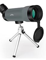 Недорогие -20x50 монокуляр высокого разрешения водонепроницаемый ночного видения бинокль с низким уровнем освещенности со штативом