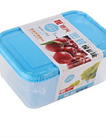 Недорогие -Высокое качество с Пластик Коробки для хранения Для приготовления пищи Посуда Кухня Место хранения 1 pcs