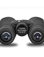 Недорогие -10x42 бинокль HD высокой мощности не инфракрасного при слабом освещении ночного видения 10 раз открытый портативный