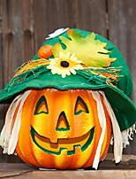 Недорогие -Праздничные украшения Украшения для Хэллоуина Декоративные объекты Декоративная Желтый 1шт
