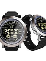 Недорогие -Lemfo LF23 Smart Watch BT Поддержка фитнес-трекер уведомить / монитор сердечного ритма водонепроницаемый SmartWatch