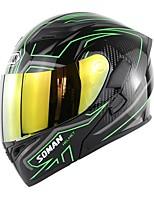 Недорогие -крутой унисекс двойная линза откидной мотоциклетный шлем внедорожный защитный шлем