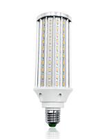 Недорогие -Loende 60 Вт светодиодные кукурузные фонари 6000 лм E26 / E27 т 160 светодиодные шарики smd 5730 теплый белый белый 85-265 В