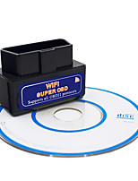 Недорогие -Супер мини elm327 wi-fi v1.5 elm327 wifi obd2 инструмент диагностики автомобиля интерфейс c12 elm327 v1.5 obd2 wifi автомобиль авто сканер диагностики неисправностей инструмент