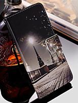 Недорогие -Apple чехол для Apple iphone XR / Iphone XS Макс кошелек / держатель карты / флип чехлы для всего тела Декорации жесткий PU кожа для Iphone XS / Iphone XR / Iphone XS Макс / Iphone 6 / 6S / 6Plus / 7