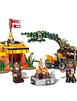 Недорогие -GUDI Конструкторы 1 pcs совместимый Legoing Cool Все Игрушки Подарок