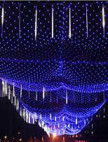 Недорогие -1 шт. Рыболовная сеть на открытом воздухе светлая строка 3 м светлая строка 200 светодиодные фонари красный / синий / желтый партия / украшения / может быть подключен 220 вольт украшения дома светлая