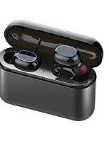 Недорогие -LITBest JEA2 TWS True Беспроводные наушники Беспроводное EARBUD Bluetooth 5.0 С зарядным устройством